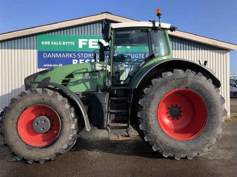 Traktor типа Fendt 936 Vario Profi med F-PTO, Gebrauchtmaschine в Rødekro (Фотография 1)