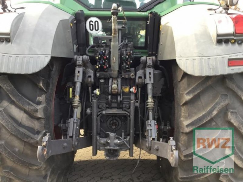 Traktor des Typs Fendt 936 Vario Profi Plus Sch, Gebrauchtmaschine in Kruft (Bild 8)