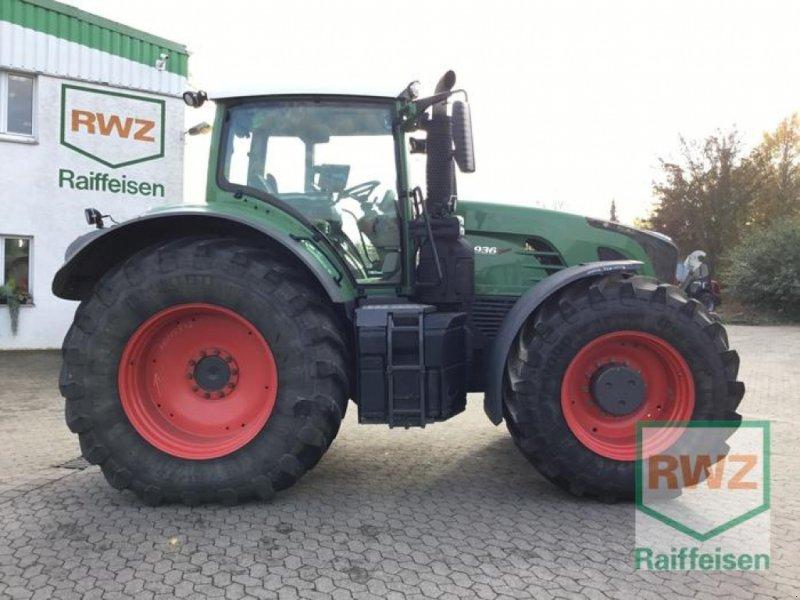 Traktor des Typs Fendt 936 Vario Profi Plus Sch, Gebrauchtmaschine in Kruft (Bild 11)