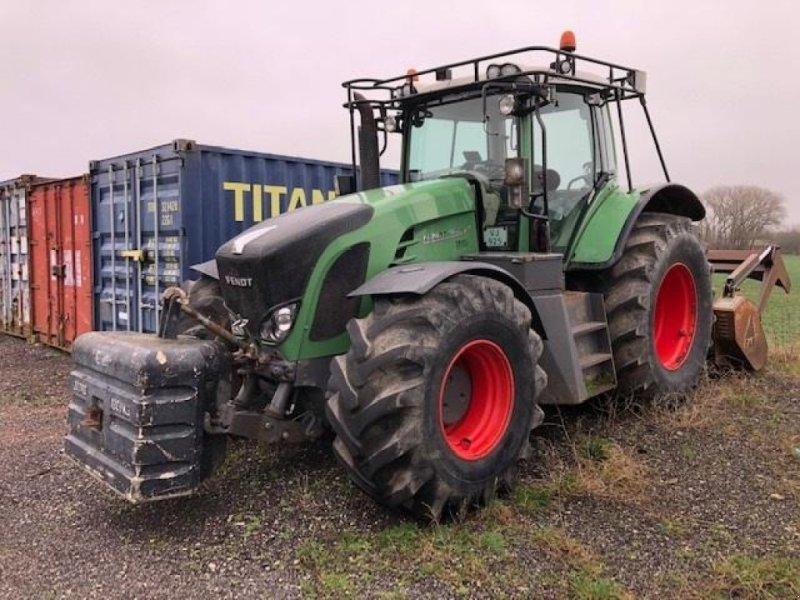 Traktor типа Fendt 936 Vario Profi Skovudstyr. Fuld skovinddækning, Gebrauchtmaschine в Nykøbing Falster (Фотография 1)