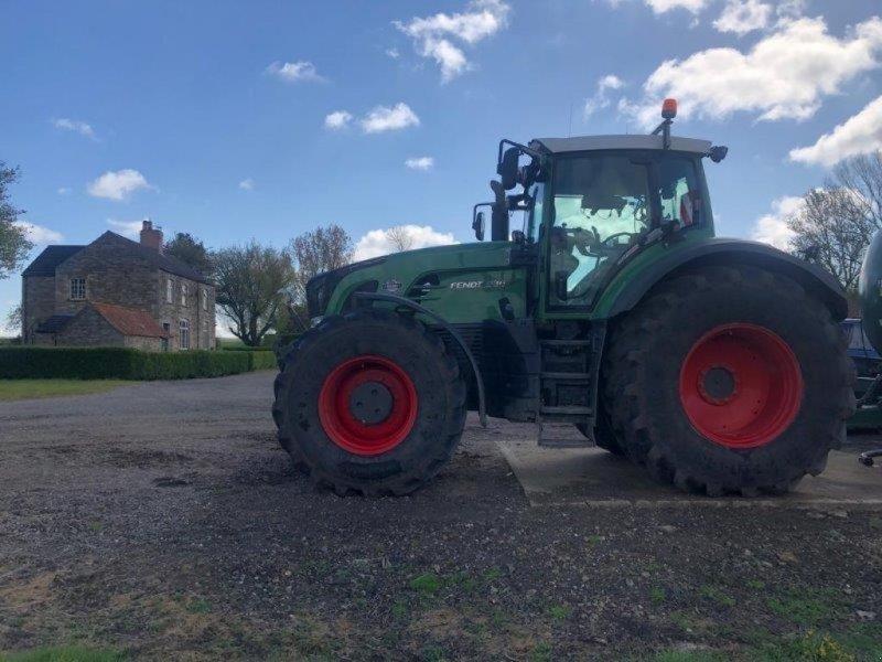 Traktor des Typs Fendt 936 Vario Profi, Gebrauchtmaschine in Grantham (Bild 1)