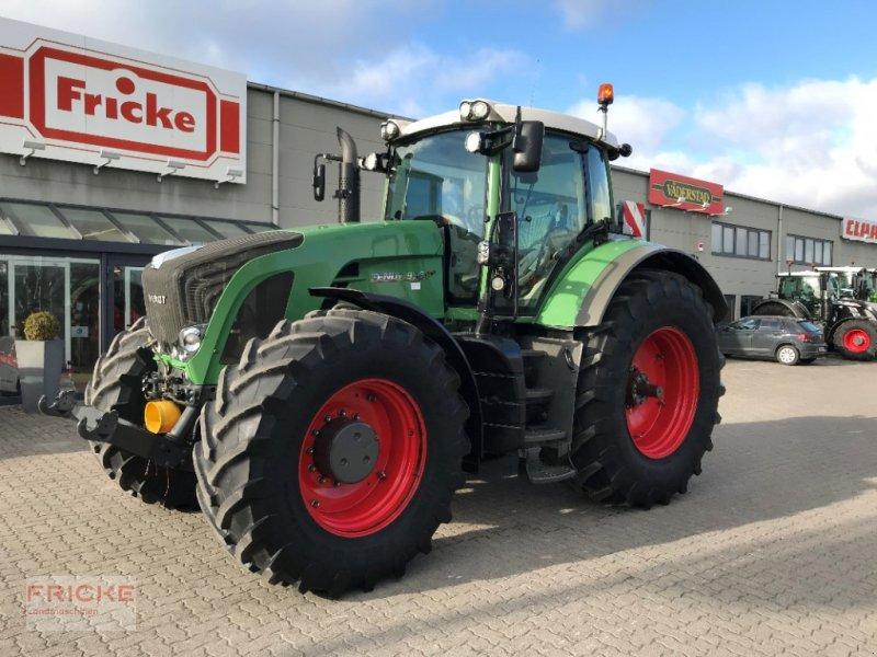 Traktor des Typs Fendt 936 Vario Profi, Gebrauchtmaschine in Demmin (Bild 1)