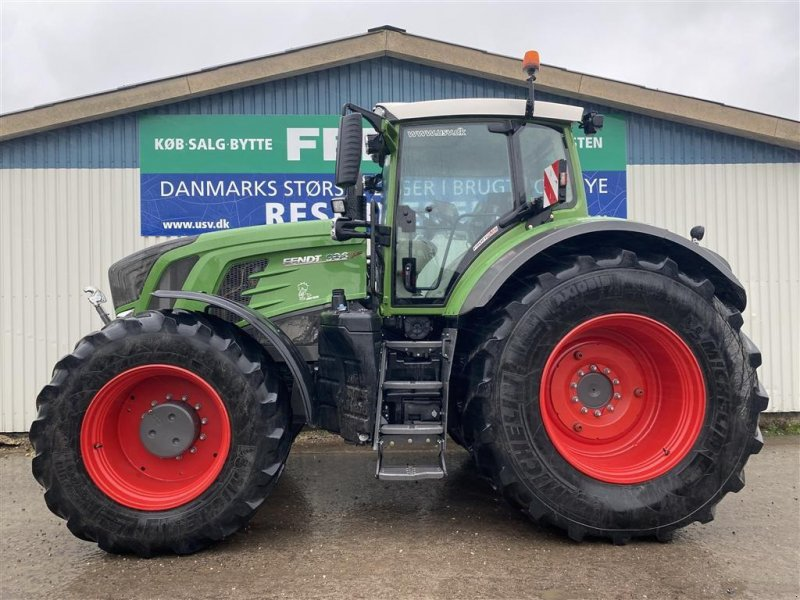 Traktor του τύπου Fendt 936 Vario S4 Profi Plus  med F-PTO, Gebrauchtmaschine σε Rødekro (Φωτογραφία 1)