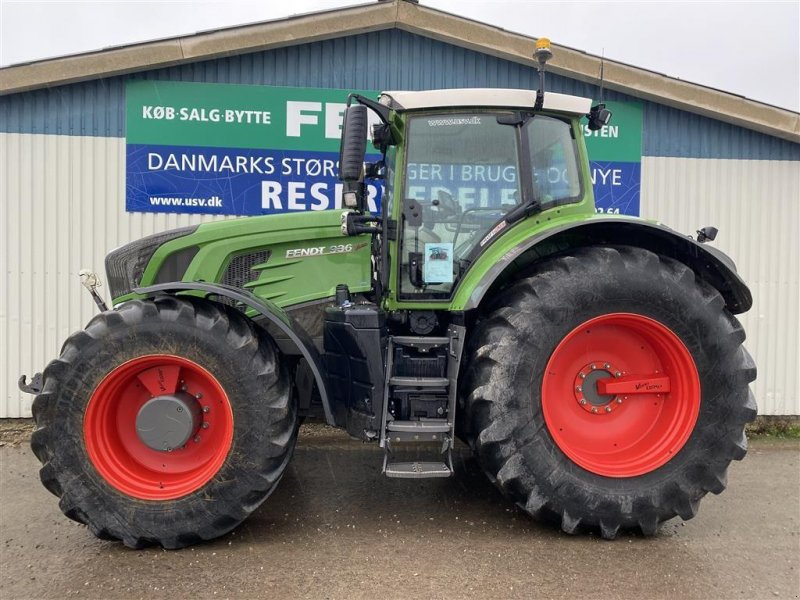 Traktor του τύπου Fendt 936 Vario S4 Profi Plus   med Vario Grip, Gebrauchtmaschine σε Rødekro (Φωτογραφία 1)