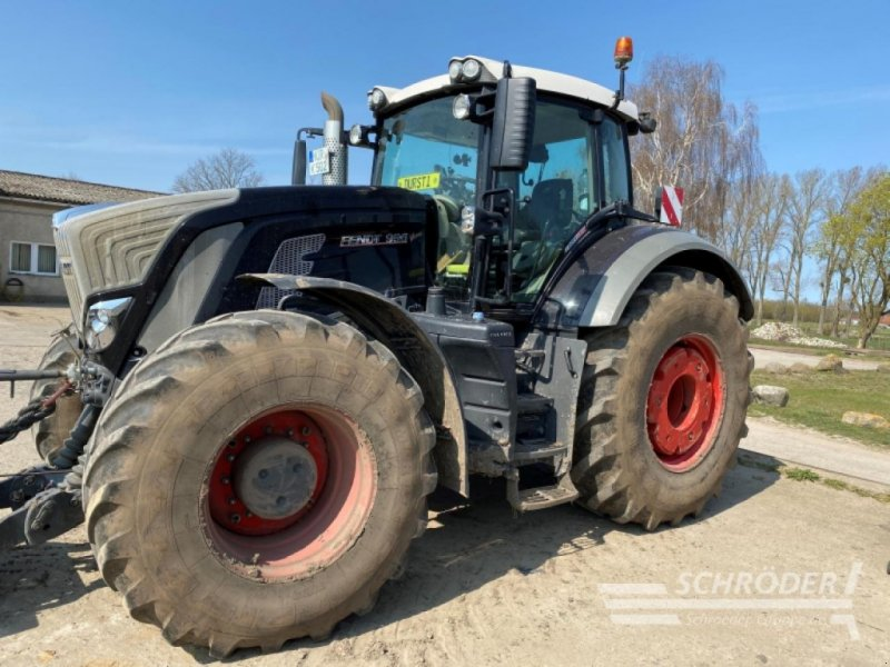 Traktor του τύπου Fendt 936 Vario S4 Profi Plus RÜFA, Gebrauchtmaschine σε Friedland (Φωτογραφία 1)