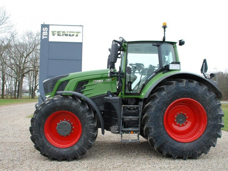 Traktor типа Fendt 936 Vario S4 Profi Plus, Gebrauchtmaschine в Grindsted (Фотография 1)