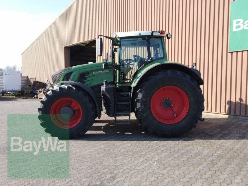 Traktor des Typs Fendt 936 VARIO S4 PROFI PLUS, Gebrauchtmaschine in Manching (Bild 6)