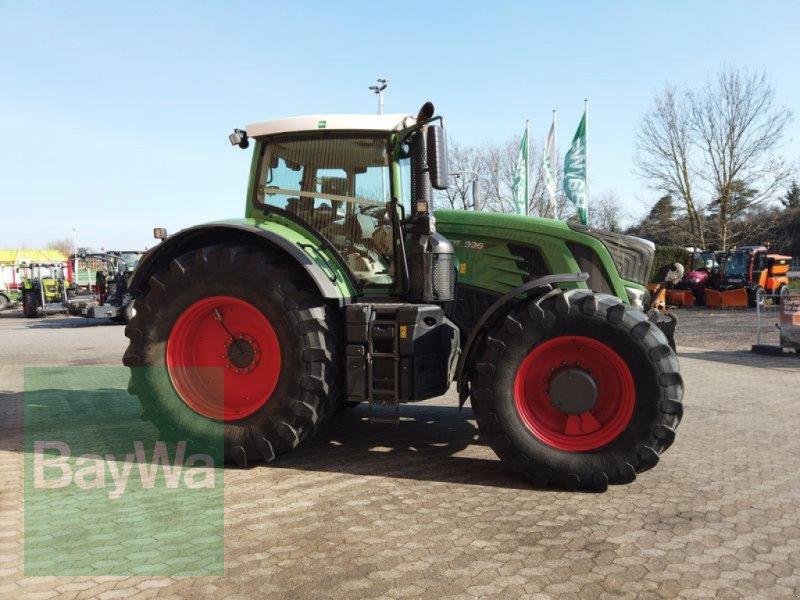 Traktor des Typs Fendt 936 VARIO S4 PROFI PLUS, Gebrauchtmaschine in Manching (Bild 4)