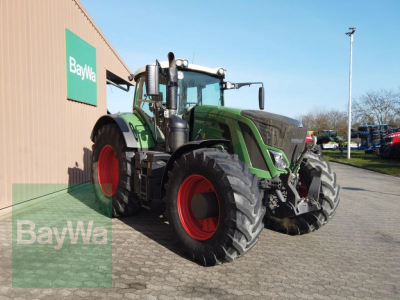 Traktor des Typs Fendt 936 VARIO S4 PROFI PLUS, Gebrauchtmaschine in Manching (Bild 3)