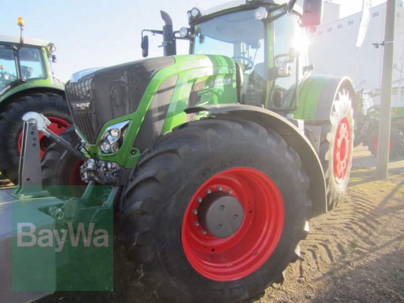 Traktor typu Fendt 936 VARIO S4 PROFI PLUS, Gebrauchtmaschine v Wurzen (Obrázok 1)