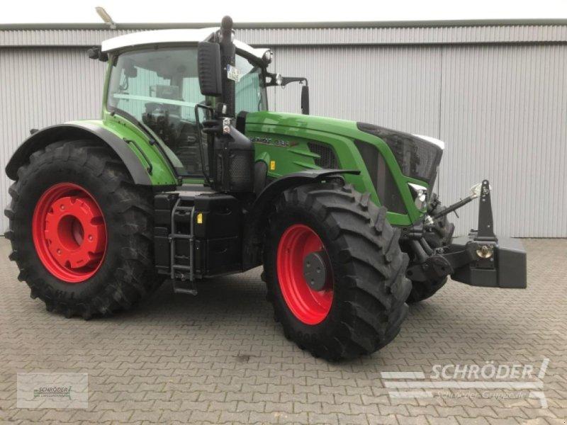 Traktor του τύπου Fendt 936 Vario S4 Profi Plus, Gebrauchtmaschine σε Jerichow - Kleinmangelsdorf (Φωτογραφία 1)