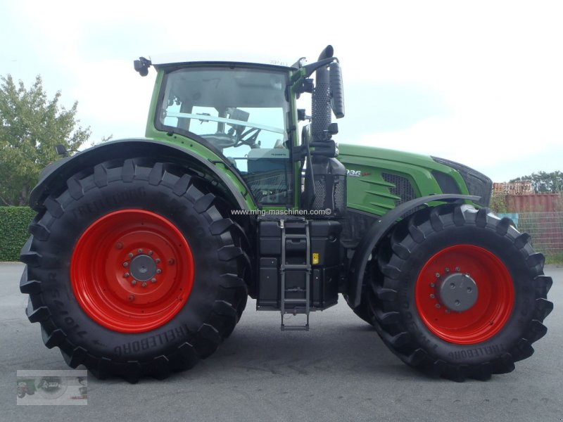 Traktor des Typs Fendt 936 Vario S4 Profi Plus, Gebrauchtmaschine in Gescher (Bild 2)