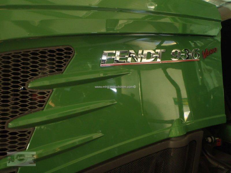 Traktor des Typs Fendt 936 Vario S4 Profi Plus, Gebrauchtmaschine in Gescher (Bild 8)