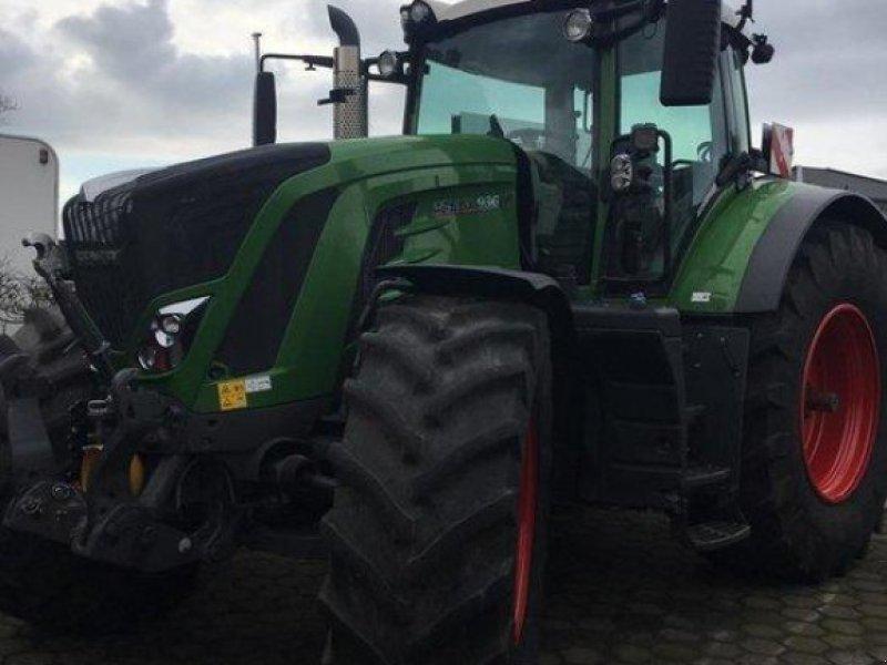 Traktor του τύπου Fendt 936 Vario S4, Gebrauchtmaschine σε Westerhorn (Φωτογραφία 1)