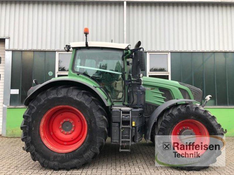 Traktor des Typs Fendt 936 Vario S4, Gebrauchtmaschine in Eutin (Bild 3)