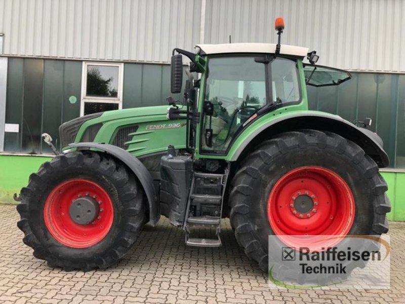 Traktor des Typs Fendt 936 Vario S4, Gebrauchtmaschine in Eutin (Bild 2)
