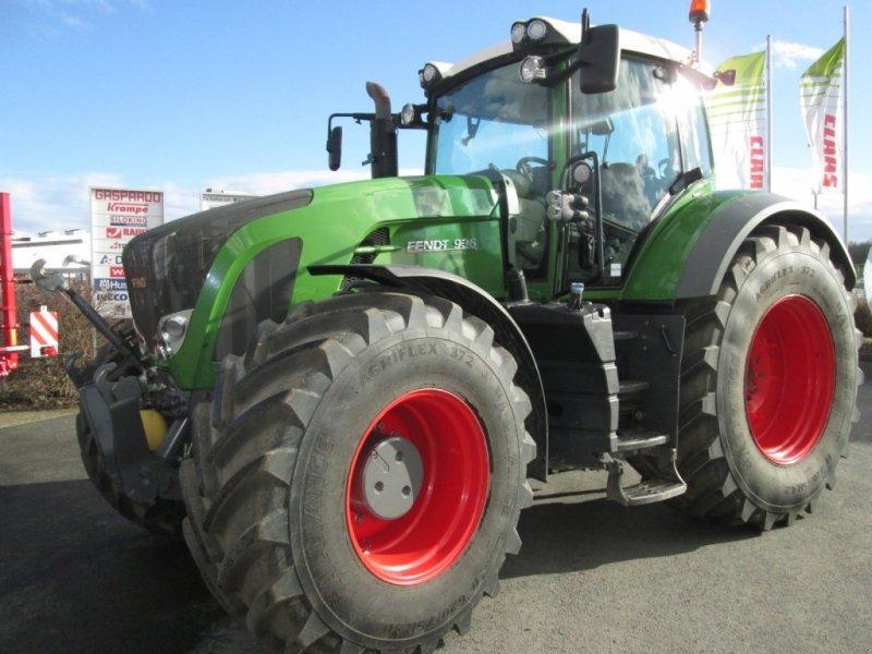 Traktor des Typs Fendt 936 Vario SCR Profi Plus Topcon, Gebrauchtmaschine in Wülfershausen an der Saale (Bild 1)