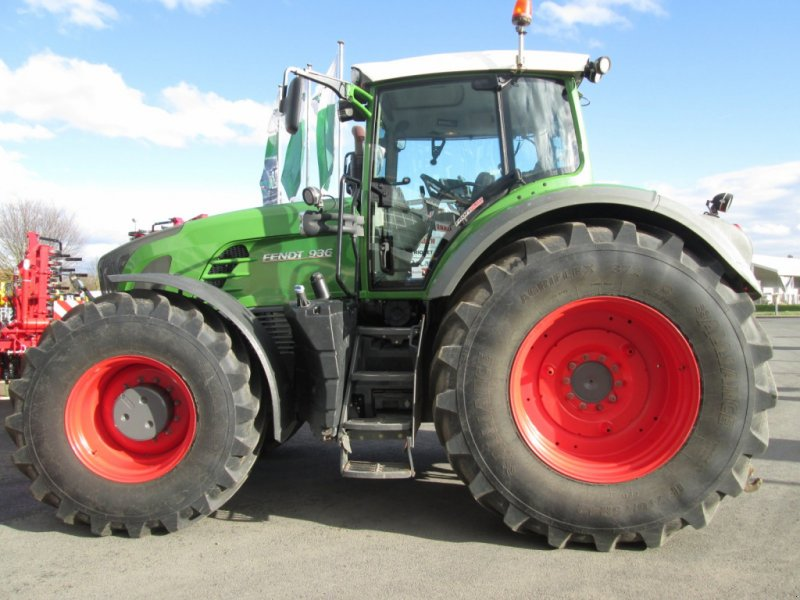 Traktor des Typs Fendt 936 Vario SCR Profi Plus Topcon, Gebrauchtmaschine in Wülfershausen an der Saale (Bild 2)