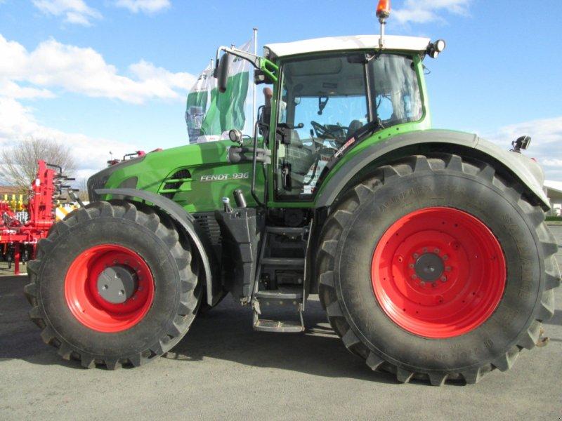 Traktor des Typs Fendt 936 Vario SCR Profi Plus Topcon, Gebrauchtmaschine in Wülfershausen an der Saale (Bild 4)