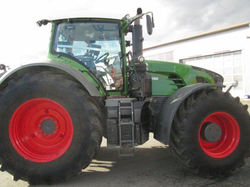 Traktor des Typs Fendt 936 Vario SCR Profi Plus Topcon, Gebrauchtmaschine in Wülfershausen an der Saale (Bild 5)