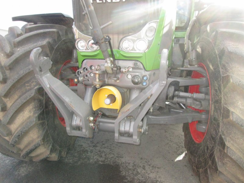 Traktor του τύπου Fendt 936 Vario SCR Profi Plus, Gebrauchtmaschine σε Wülfershausen (Φωτογραφία 9)