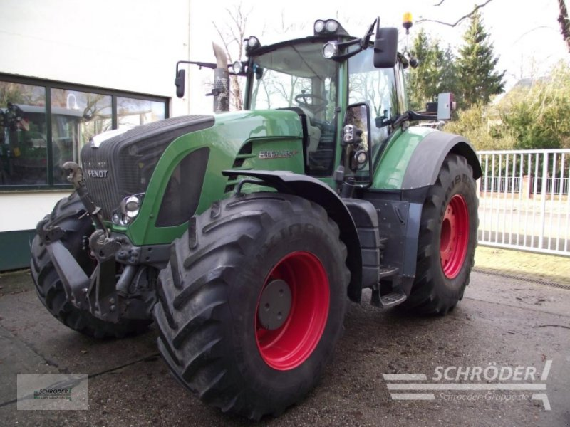 Traktor des Typs Fendt 936 VARIO SCR, Gebrauchtmaschine in Langenweddingen (Bild 1)