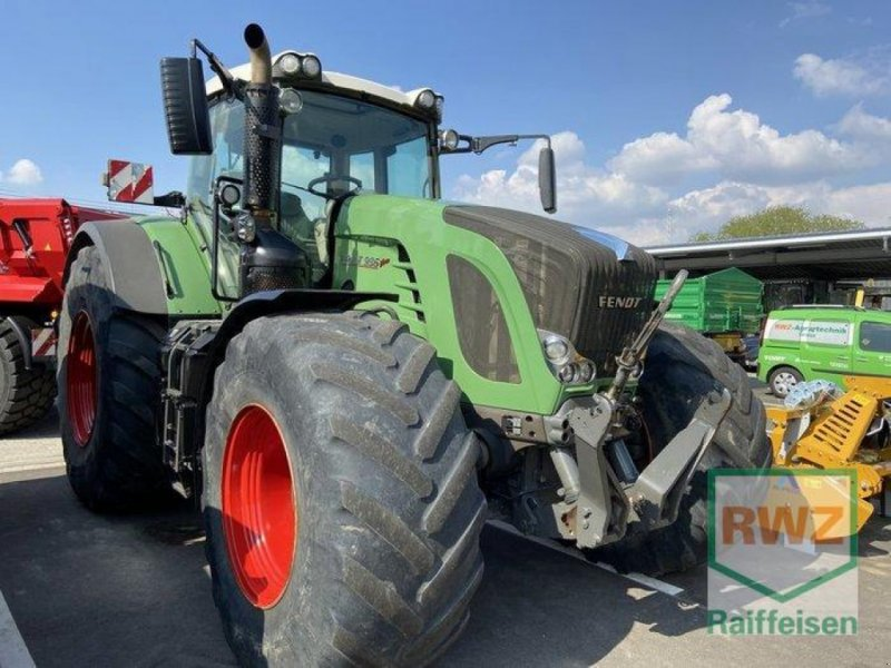 Traktor του τύπου Fendt 936 Vario, Gebrauchtmaschine σε Mutterstadt (Φωτογραφία 1)