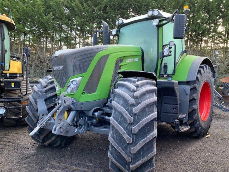 Traktor του τύπου Fendt 936 Vario, Gebrauchtmaschine σε Grantham (Φωτογραφία 1)