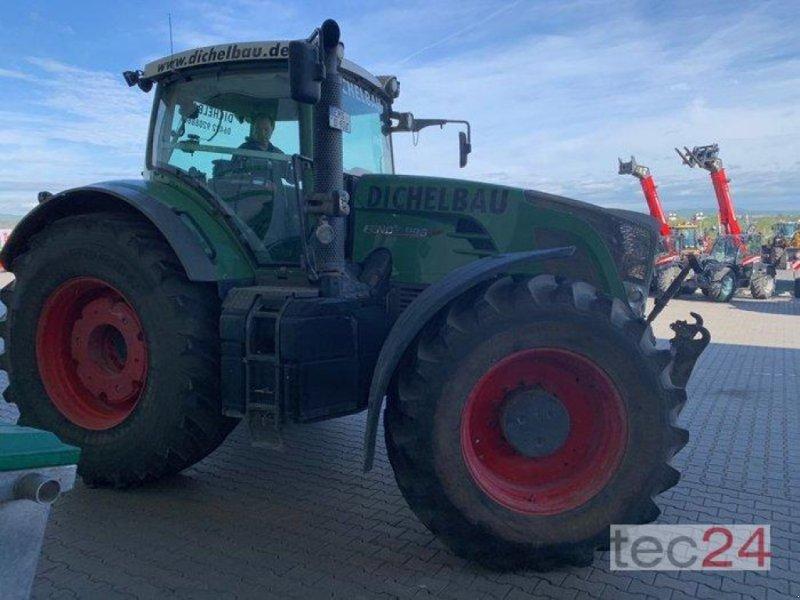 Traktor типа Fendt 936 Vario, Gebrauchtmaschine в Diez (Фотография 4)