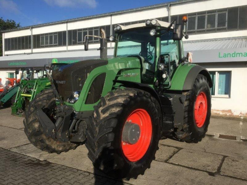 Traktor typu Fendt 936 Vario, Gebrauchtmaschine v Plau am See / OT Klebe (Obrázok 7)
