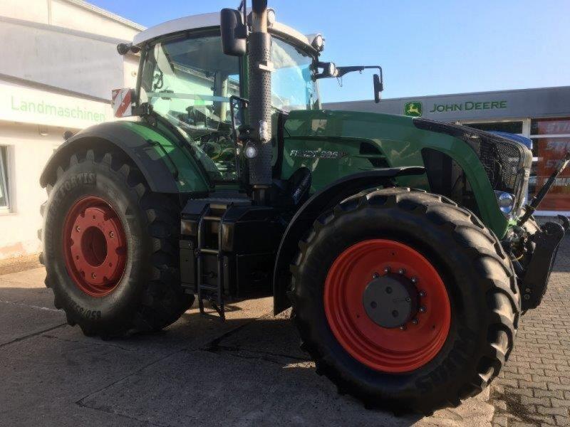 Traktor typu Fendt 936 Vario, Gebrauchtmaschine v Plau am See / OT Klebe (Obrázok 5)