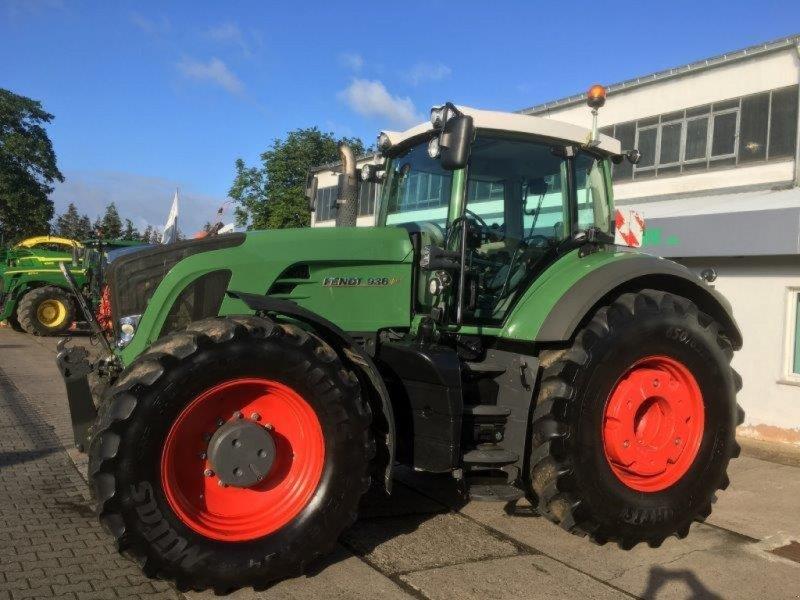 Traktor typu Fendt 936 Vario, Gebrauchtmaschine v Plau am See / OT Klebe (Obrázok 1)