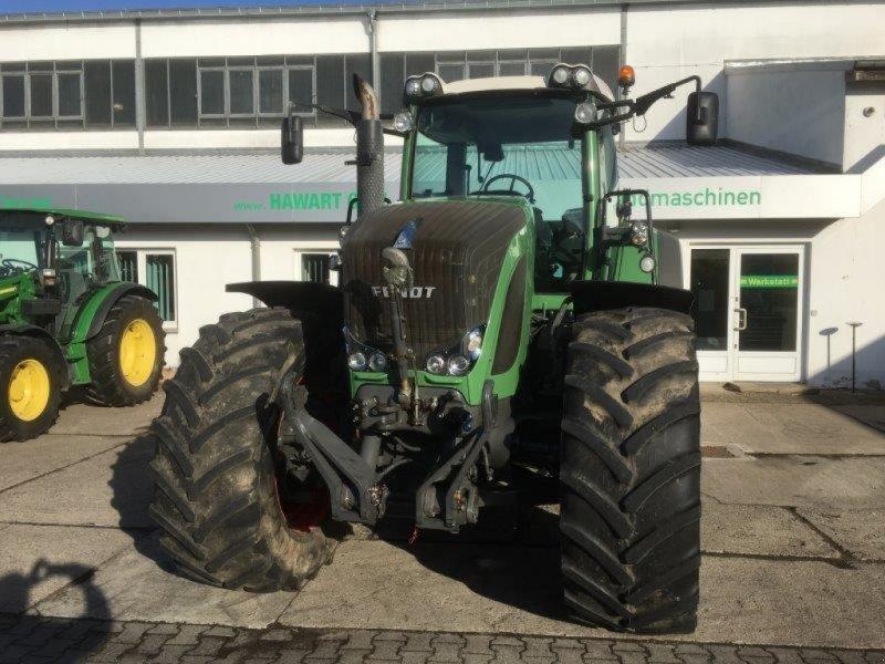 Traktor typu Fendt 936 Vario, Gebrauchtmaschine v Plau am See / OT Klebe (Obrázok 6)