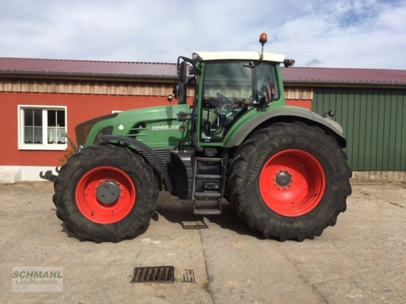 Traktor типа Fendt 936, Gebrauchtmaschine в Upahl (Фотография 2)