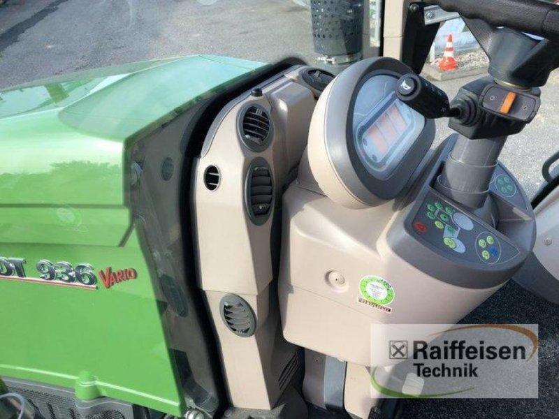 Traktor des Typs Fendt 936, Vorführmaschine in Bad Oldesloe (Bild 3)