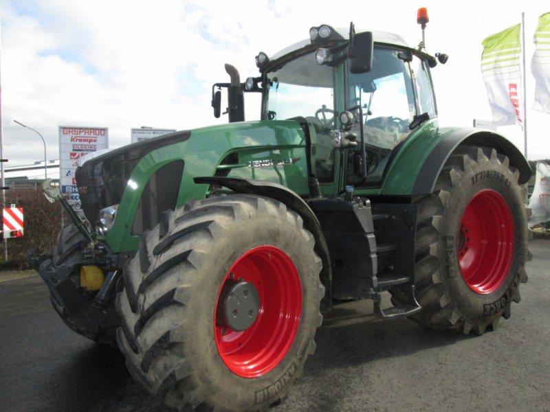 Traktor des Typs Fendt 939 Profi Plus RüFa Topcon, Gebrauchtmaschine in Wülfershausen an der Saale (Bild 1)