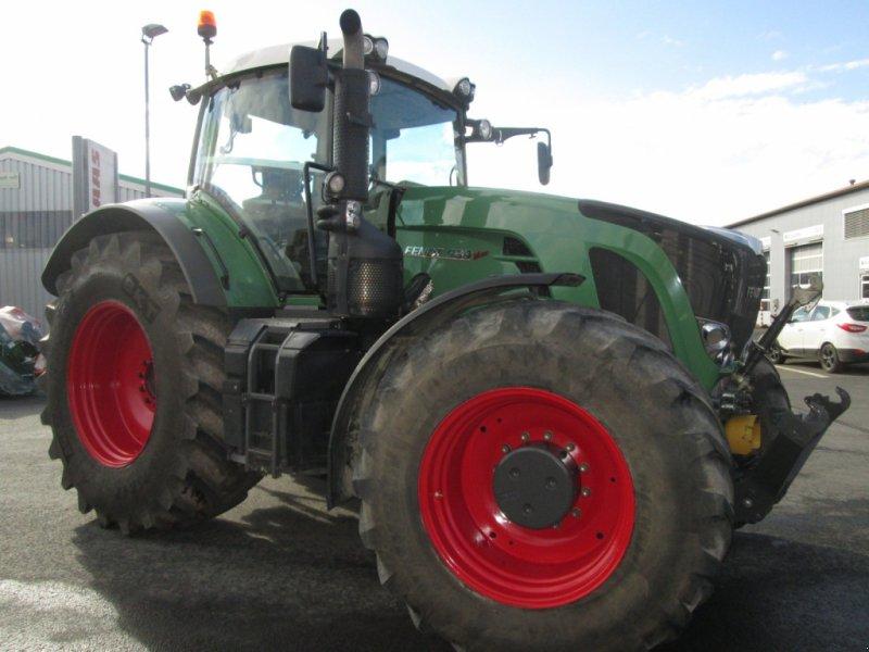 Traktor des Typs Fendt 939 Profi Plus RüFa Topcon, Gebrauchtmaschine in Wülfershausen an der Saale (Bild 2)