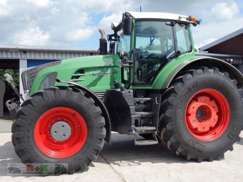 Traktor des Typs Fendt 939 Profi Plus VarioGuide RTK, Gebrauchtmaschine in Kettenkamp (Bild 3)