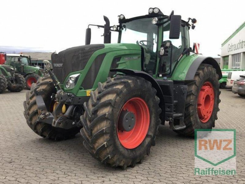 Traktor des Typs Fendt 939 Vario Profi Plus, Gebrauchtmaschine in Kruft (Bild 6)