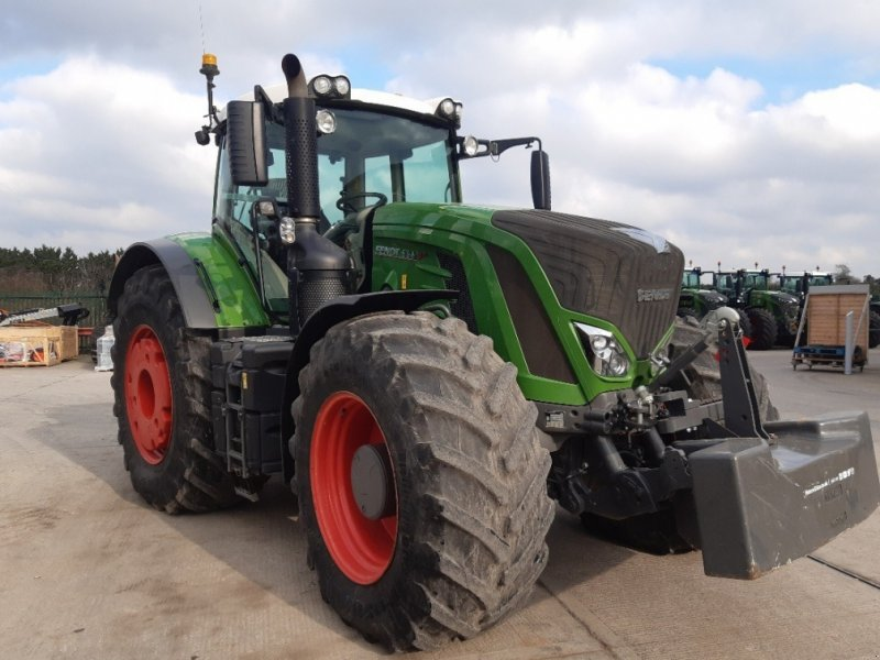 Traktor of the type Fendt 939 Vario Profi, Gebrauchtmaschine in Grantham (Picture 1)