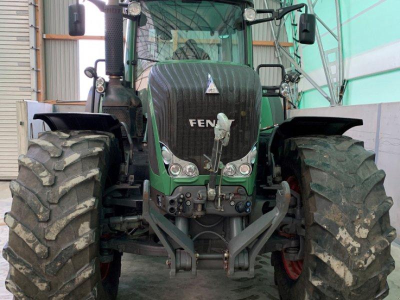 Traktor des Typs Fendt 939 Vario Profi, Gebrauchtmaschine in Stadtsteinach (Bild 4)