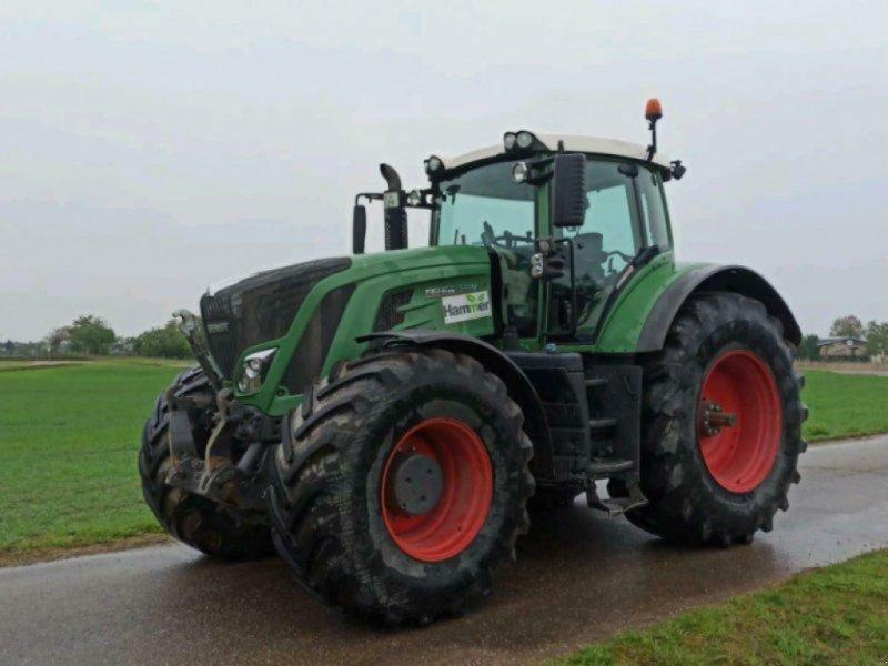 Traktor des Typs Fendt 939 Vario Profi, Gebrauchtmaschine in Durmersheim (Bild 1)