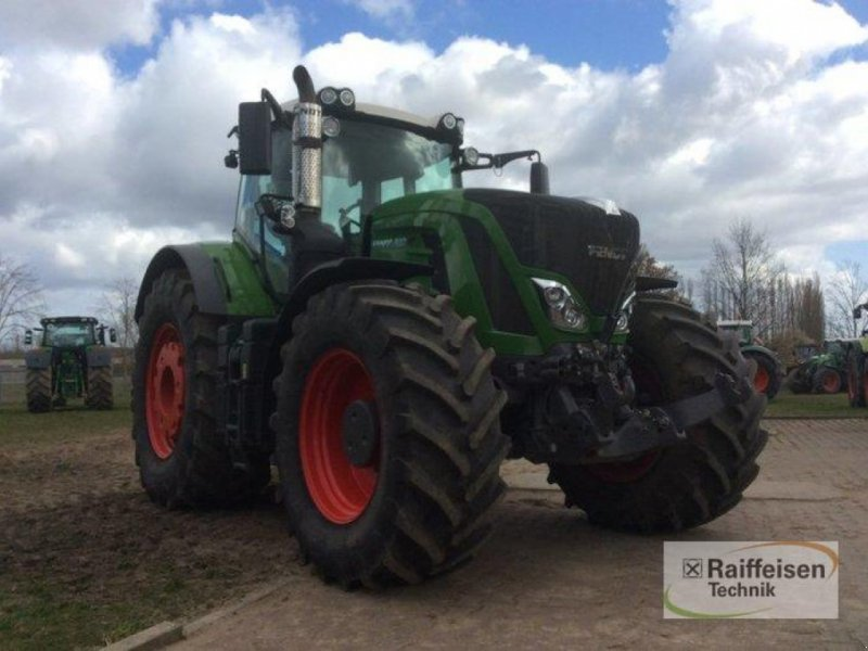 Traktor a típus Fendt 939 Vario S4 Profi Plus, Gebrauchtmaschine ekkor: Goldberg (Kép 1)
