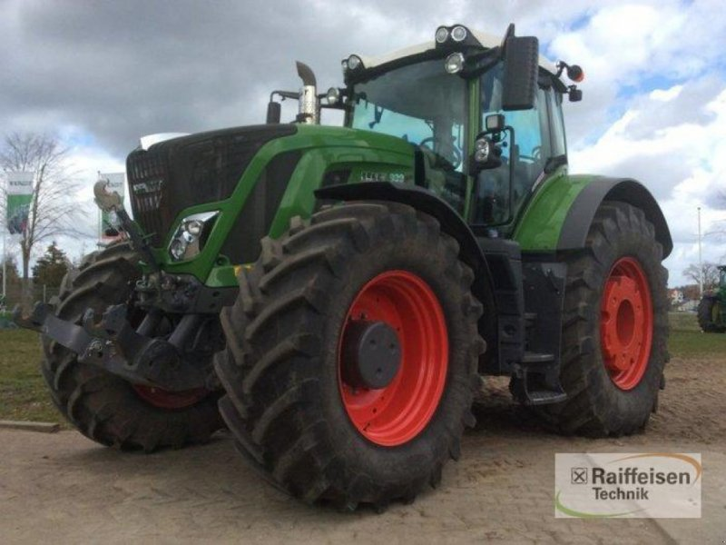 Traktor a típus Fendt 939 Vario S4 Profi Plus, Gebrauchtmaschine ekkor: Goldberg (Kép 10)