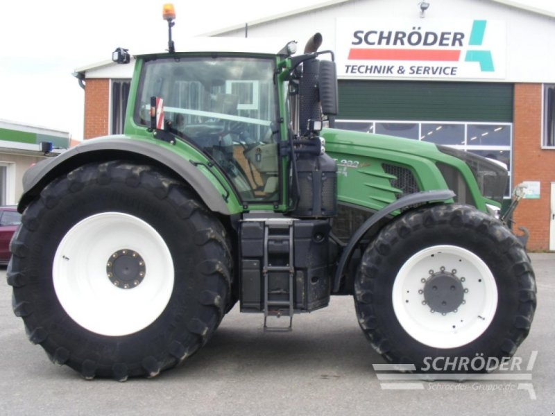 Фотография Fendt 939 Vario S4 Profi Plus