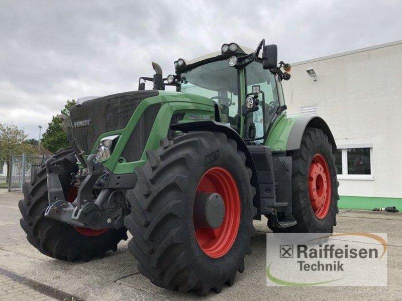 Traktor des Typs Fendt 939 Vario S4, Gebrauchtmaschine in Bad Oldesloe (Bild 1)