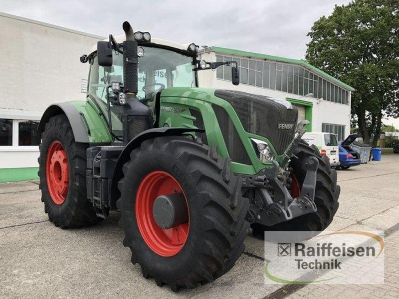 Traktor des Typs Fendt 939 Vario S4, Gebrauchtmaschine in Bad Oldesloe (Bild 9)