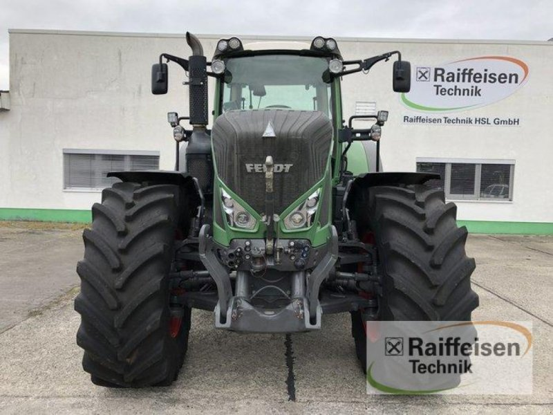 Traktor des Typs Fendt 939 Vario S4, Gebrauchtmaschine in Bad Oldesloe (Bild 5)