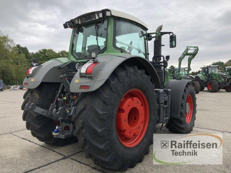 Traktor des Typs Fendt 939 Vario S4, Gebrauchtmaschine in Bad Oldesloe (Bild 4)