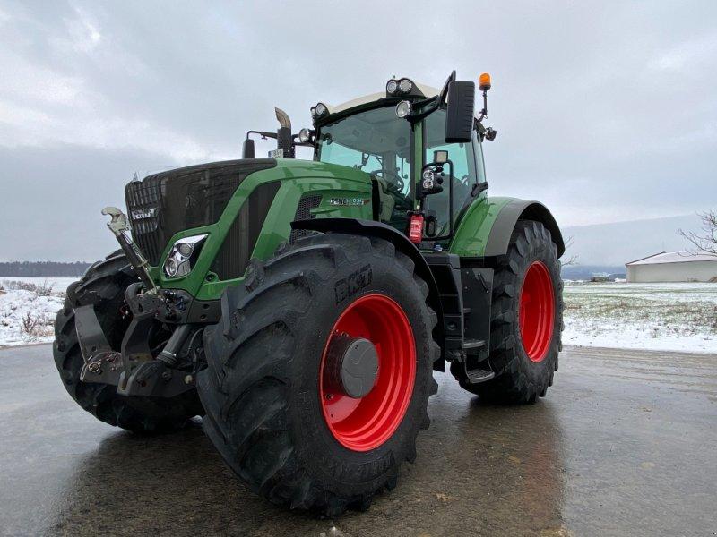 Traktor типа Fendt 939 Vario S4, Gebrauchtmaschine в Zapfendorf (Фотография 1)